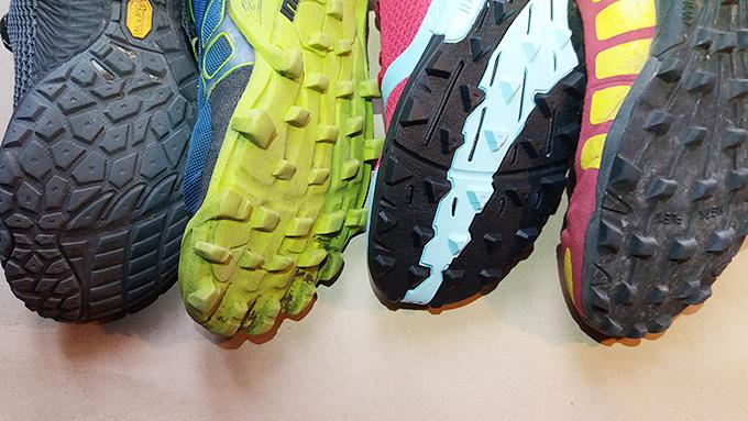 Frisbeegolf-kengät