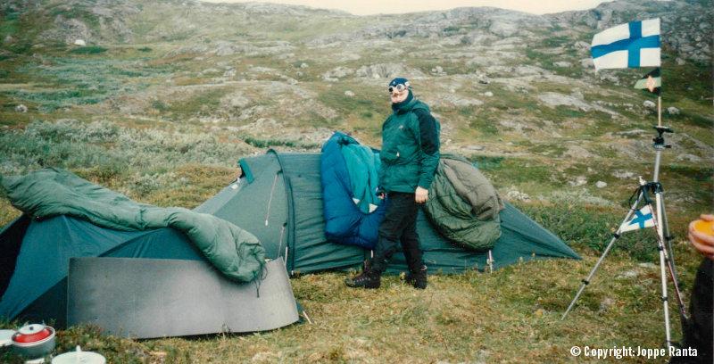 Tunturisusi Narvik 1996