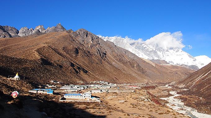 Dingbochen kylä