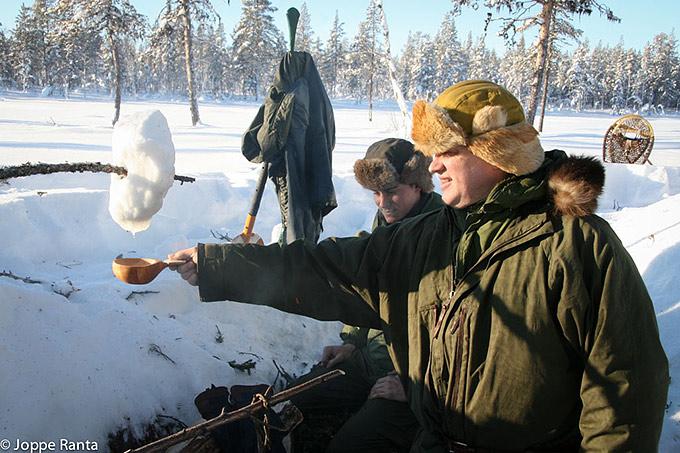 Finnish marshmellow