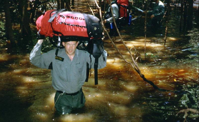 Vihreä helvetti ja Amazonilainen avokel …