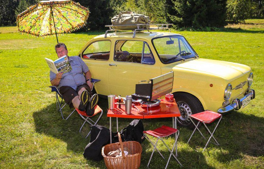 Camping-keittimillä luksusta kesään