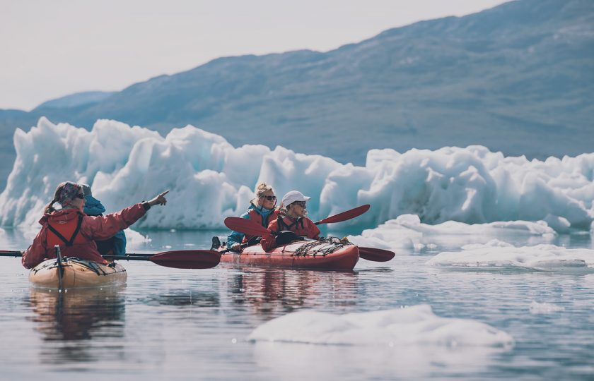 Ihanan eristetty Grönlanti – 365  …