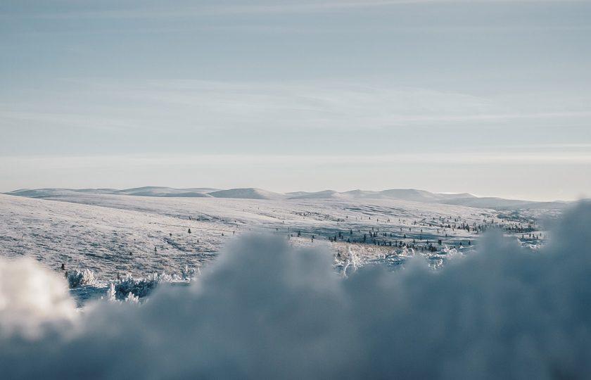 Aloittelijan talvivaellus urho kekkosen  …