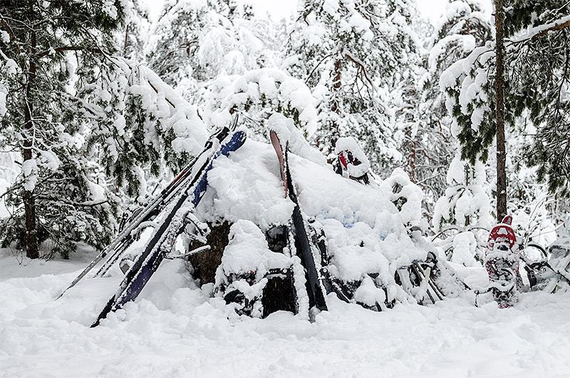 OAC:t ja lumikengät