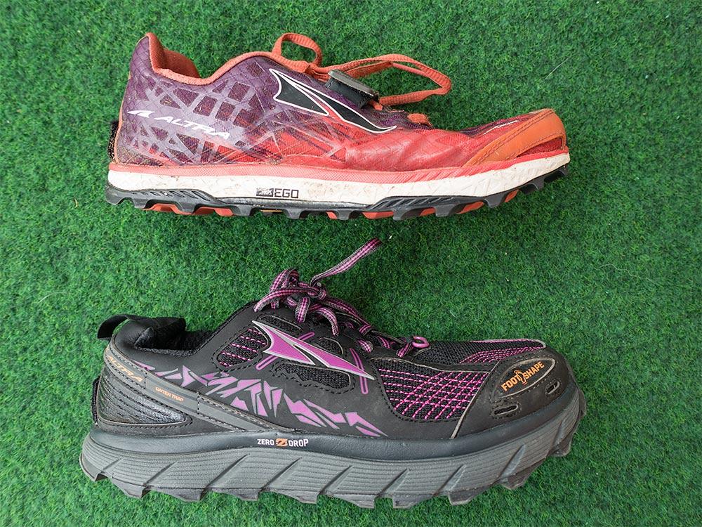 altra-kengät