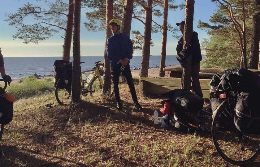 Pyöräillen Baltian maiden läpi – Vi …