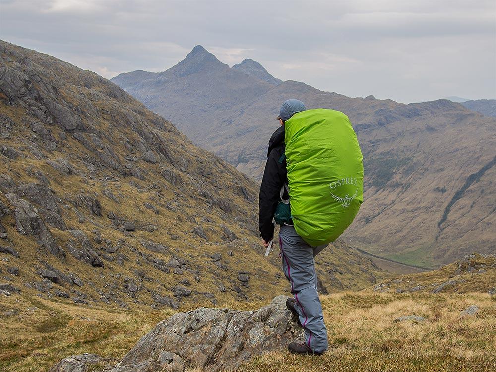 Vaellus Skotlannissa