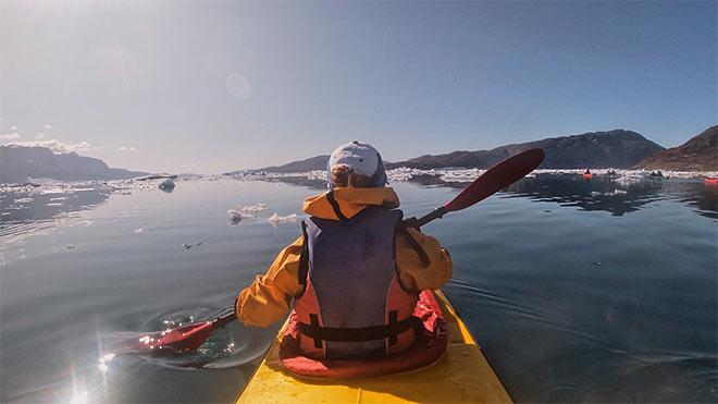 melontaretki grönlannissa