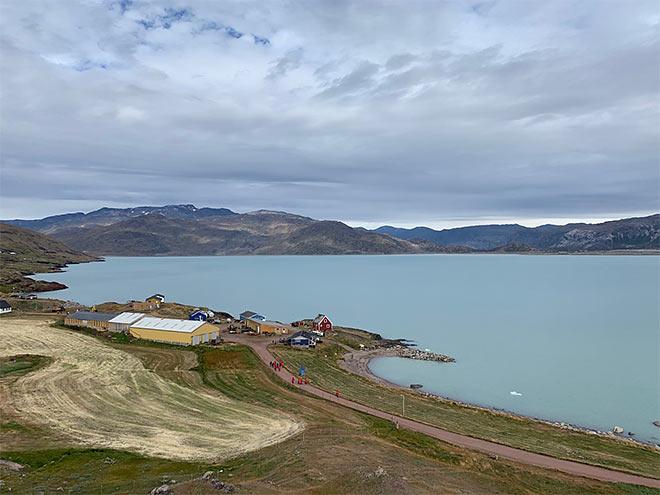 Qassiarskuk Grönlanti