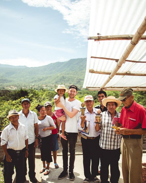 kaakaonviljelijät Perusta