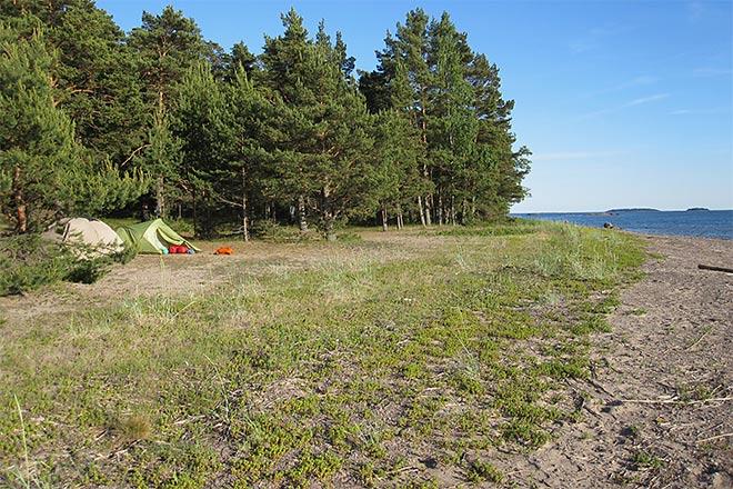 telttapaikka