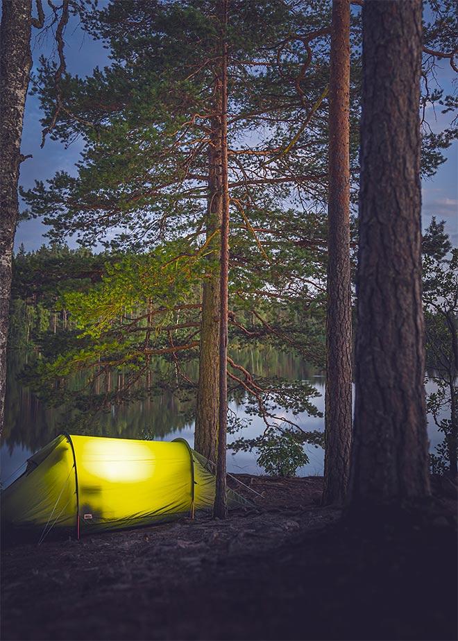 Teltta Lämpimäksi