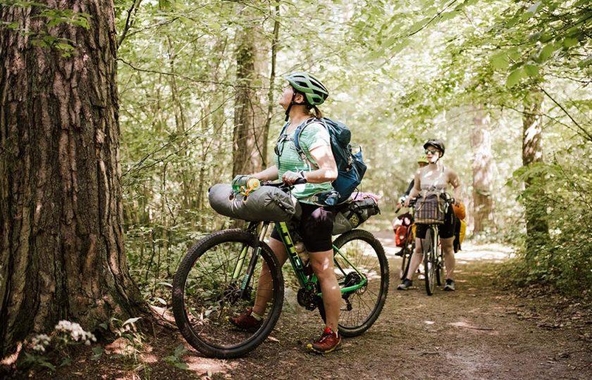 365-klubin pyörävaellus Rannikkoreitillä – vapaus polkea
